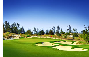 Vietnam Golf Coast - Danang Golf Club