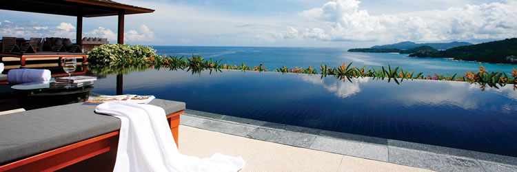 Phuket Villa Golf Packages
