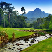 Golf in Malaysia Video