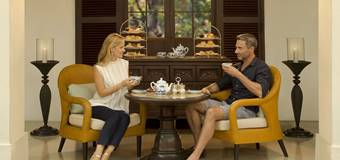 Signature Tea Experience at Anantara Chiang Mai Resort