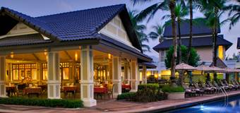 Bodega and Grill at Angsana Laguna Phuket